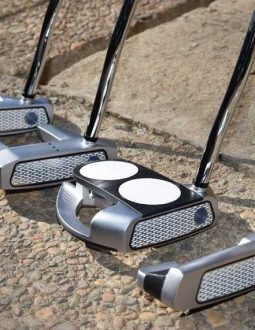 review putter Odyssey Tank