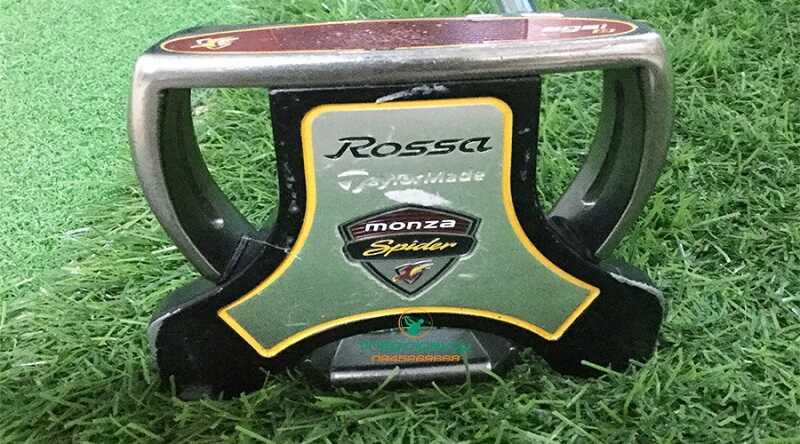 Gậy putter TaylorMade Rossa Monza Spider GP4250 được đánh giá tốt hiện nay
