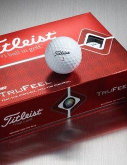 Bóng golf Titleist TruFeel - Siêu phẩm với tốc độ và khoảng cách vượt trội