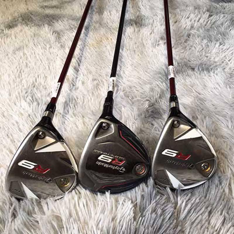Fairway 3 TaylorMade R9 là một trong những huyền thoại giúp golfer nâng tầm bản thân