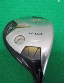 Review Honma Beres U03 cũ - Siêu phẩm gậy golf Nhật Bản