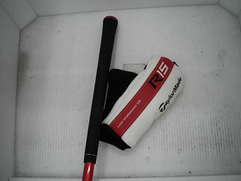 Shaft và grip của gậy gần như nguyên bản