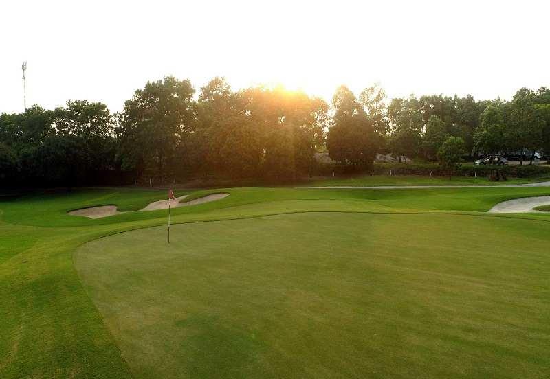 Nếu đam mê thử thách trong golf thì sân Chí Linh chính là một lựa chọn