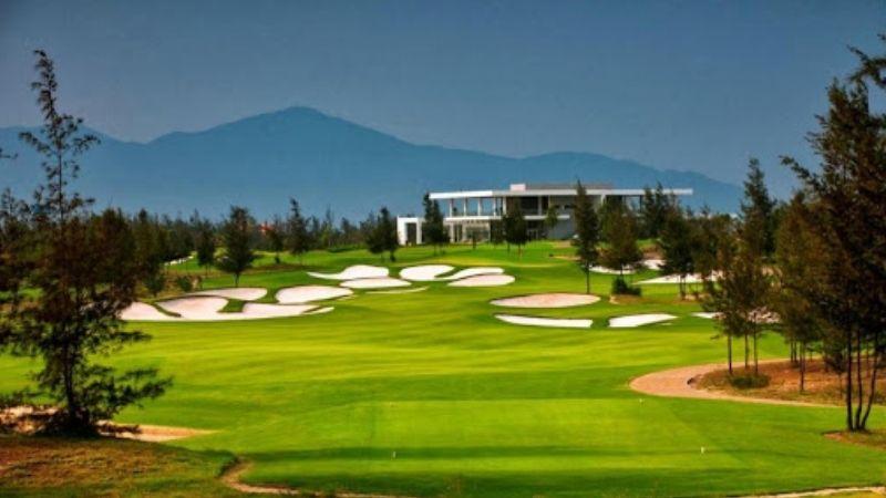 Nhiều thử thách dành cho golfer tại sân golf