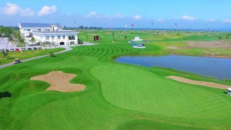 Hàng năm có lượng lớn golfer tới với sân golf FLC Sầm Sơn