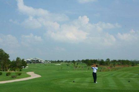 Hình ảnh sân golf Hà Nội Golf Club gần sân bay Nội Bài