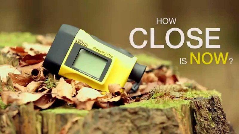Nikon Forestry Pro được trang bị màn hình LCD đang là một trong những lựa chọn hàng đầu của các golfer