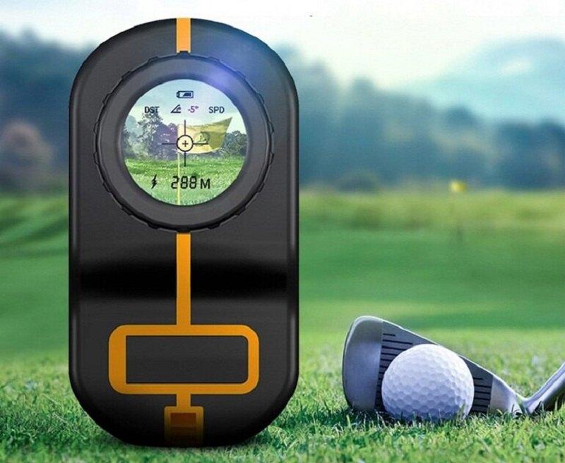 Tâm ngắm là yếu tố quan trọng nhất cần được cân nhắc kỹ càng khi mua ống nhòm golf
