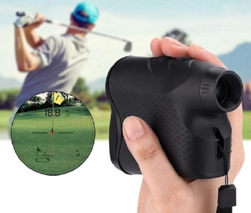Ống nhòm đo khoảng cách golf rangefinder được sử dụng ngày càng phổ biến nhờ độ tiện lợi của nó