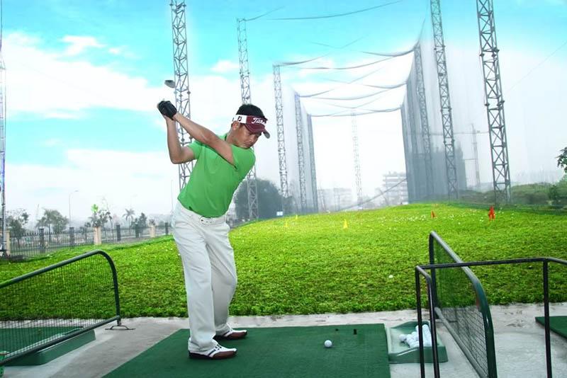 Ở trên sân golf người chơi sẽ cảm nhận được rõ sự chân thực của âm thanh, đường bóng