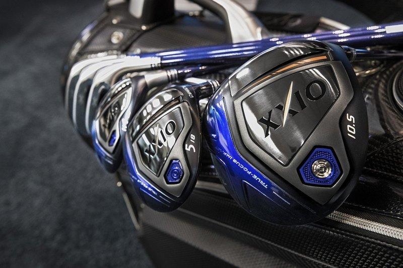 Bộ gậy golf cũ XXIO MP1000 rất phù hợp với người chơi có tốc độ swing trung bình