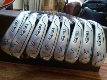 Gậy golf Honma 2 sao rất được ưa chuộng tại Việt Nam