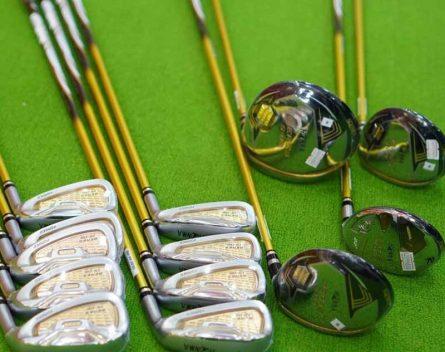 Gậy golf Honma 3 sao rất được ưa chuộng