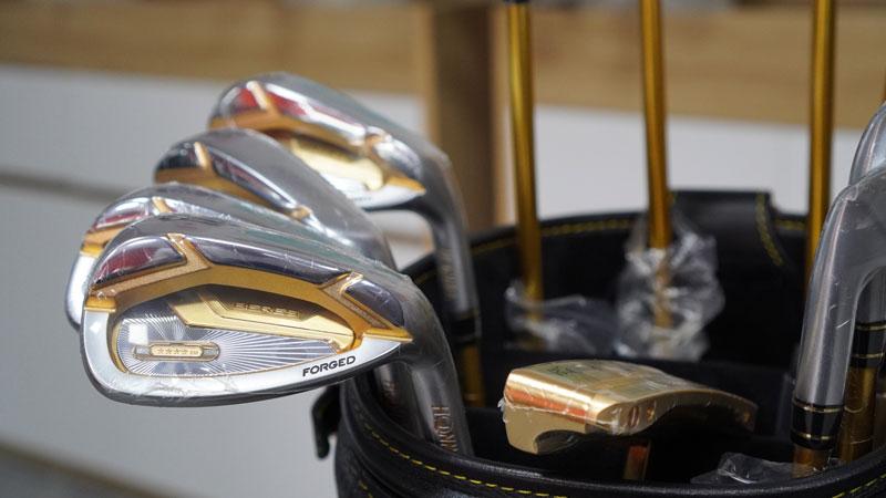 """Honma golf đã chắt lọc """"nguyên liệu"""" tinh túy nhất để chế tác bộ gậy Honma Beres B07"""