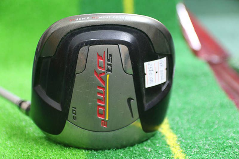 Các sản phẩm gậy golf của Nike sử dụng vật liệu cao cấp