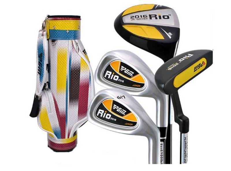 Nên chọn gậy đánh golf phù hợp với nhu cầu và sở thích của bản thân