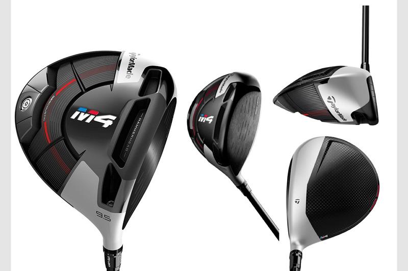M4 là dòng gậy có thiết kế ấn tượng, đem tới cho người dùng sự tự tin khi lên sân golf