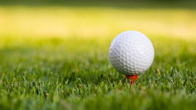 Bóng golf có nhiều loại