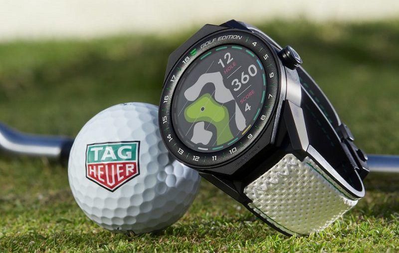 Đồng hồ golf là một thiết bị công nghệ thông minh