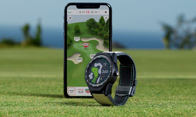 Nhiều mẫu đồng hồ được cài đặt sẵn các chương trình sân golf