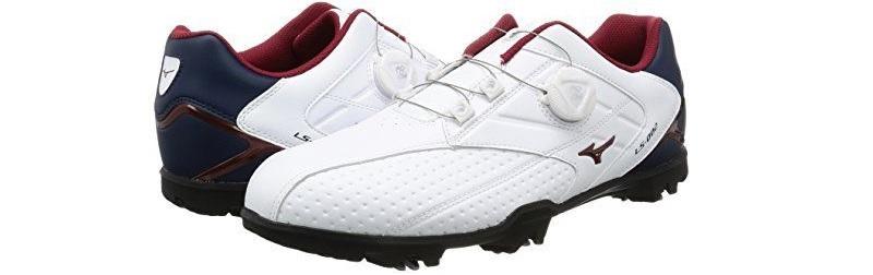 Mẫu giày golf nam Mizuno Light Style 002 Boa sang chảnh