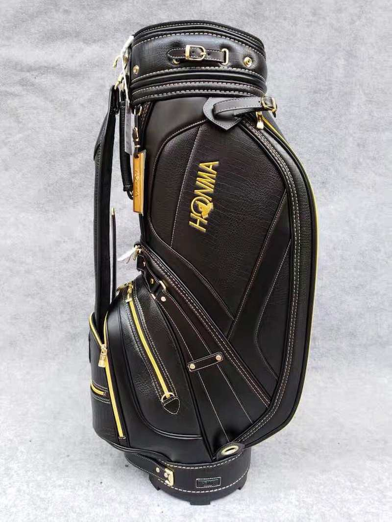 Túi golf Honma 60th là bản kỷ niệm được rất nhiều golfer săn lùng