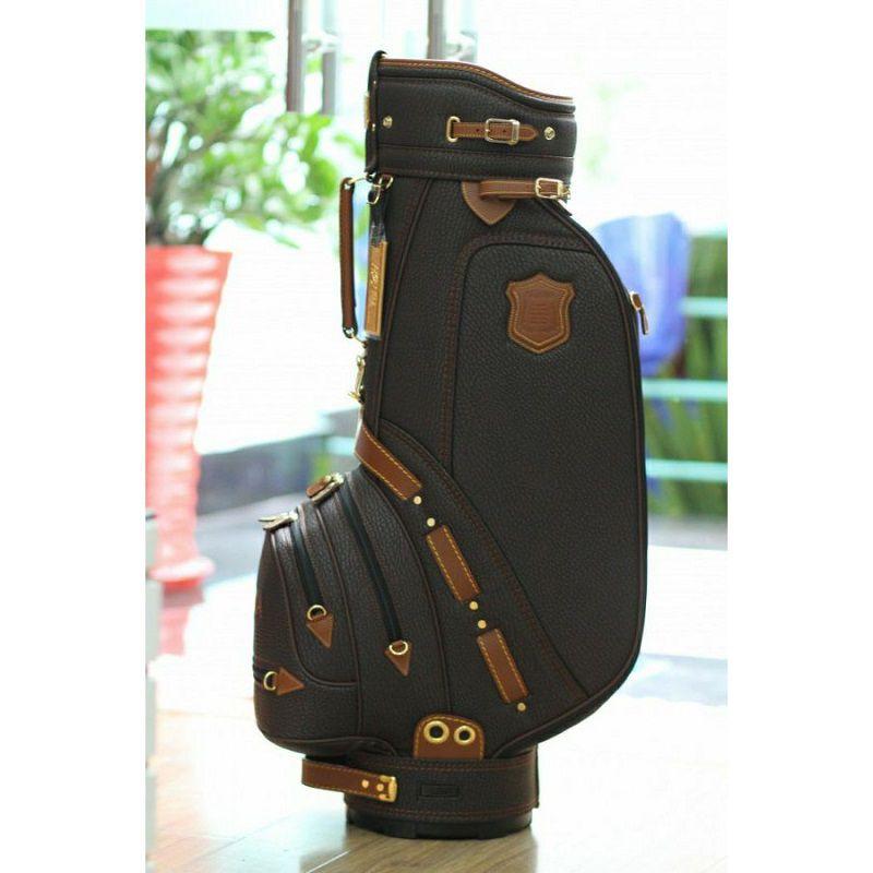 Túi golf Honma gây ấn tượng mạnh với người sử dụng bởi nhiều ưu điểm vượt trội