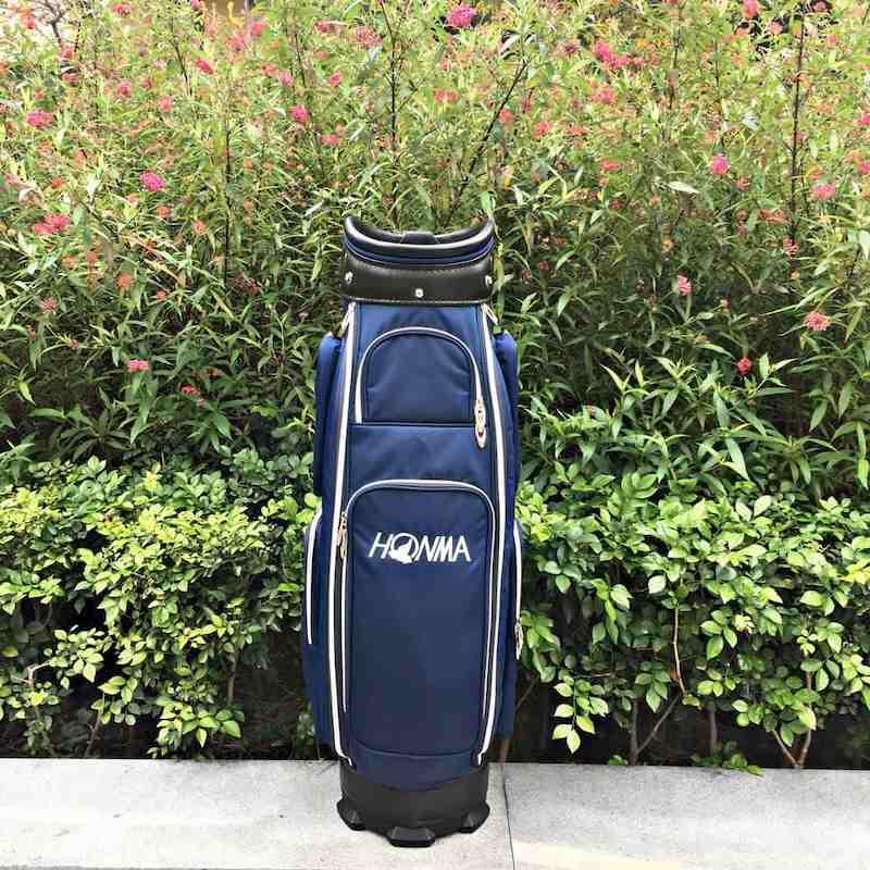 Túi golf Honma Là một trong những sản phẩm yêu thích của nhiều golfer