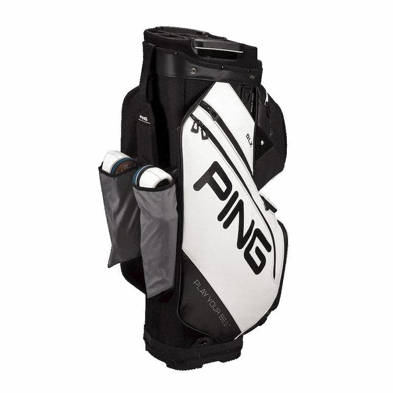 Túi golf Ping sở hữu rất nhiều tính năng ưu việt