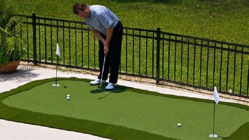 Thảm tập golf cũ còn có nhiều lợi ích khác khiến golfer không thể bỏ qua
