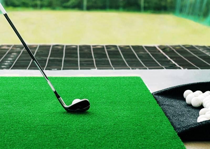 Nên kiểm tra độ mới, tình trạng khi mua bán thảm tập golf cũ