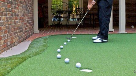 Làm sao để biết đâu là địa chỉ bán thảm tập golf cũ chất lượng?