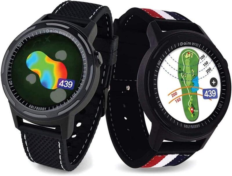 Đồng hồ golf Buddy được người chơi trên toàn thế giới ưa chuộng