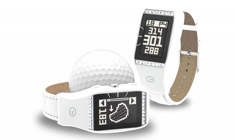 """Mẫu đồng hồ LD2 GPS RangeFinder Lady rất """"được lòng"""" chị em golf thủ"""