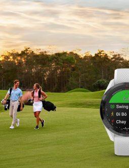 Đồng hồ golf Garmin hội tụ nhiều đặc điểm nổi bật