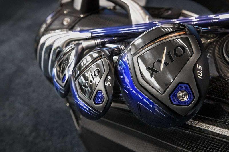Gậy XXIO MP1000 phù hợp với nhiều đối tượng golfer có tốc độ swing khác nhau