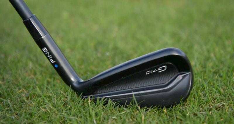 Bộ gậy golf Ping G710 Irons xứng đáng với kỳ vọng của người chơi