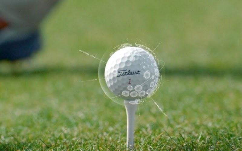 Bóng golf Titleist được sử dụng trong các giải golf chuyên nghiệp với nhiều ưu điểm vượt trội