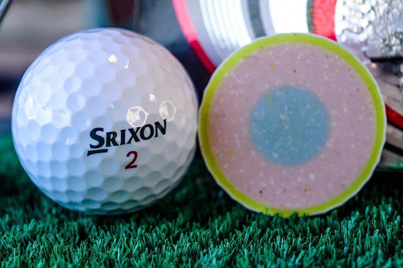 Bóng golf Srixon có nhiều ưu điểm vượt bật