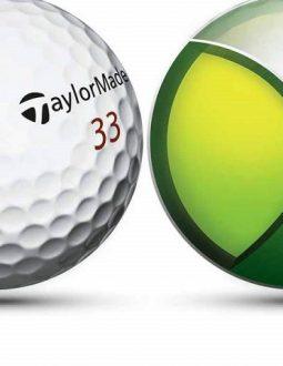 Bóng golf TaylorMade luôn được người chơi săn đón và tin dùng