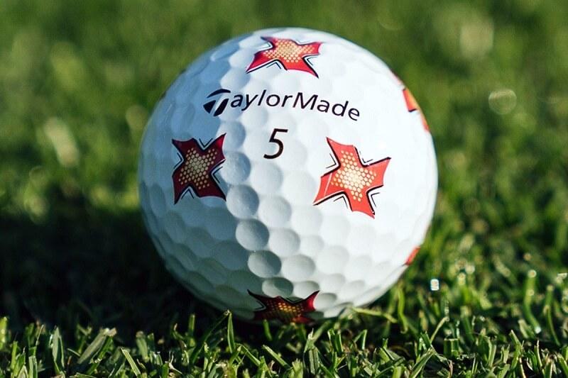 Giá thành cao là hạn chế của bóng golf thuộc thương hiệu hàng đầu thế giới