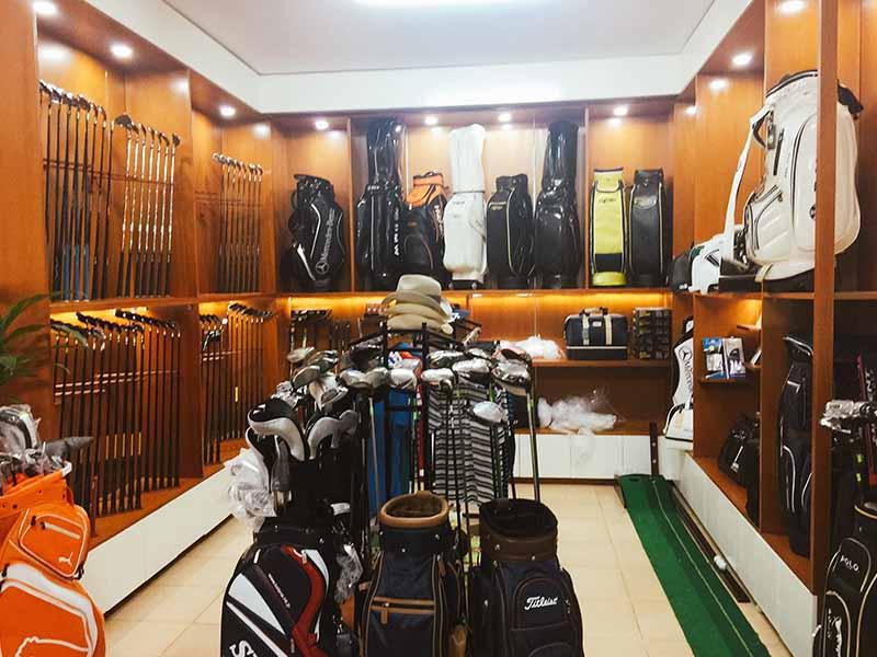 Thế Giới Gậy Cũ - địa chỉ cung cấp các sản phẩm golf uy tín
