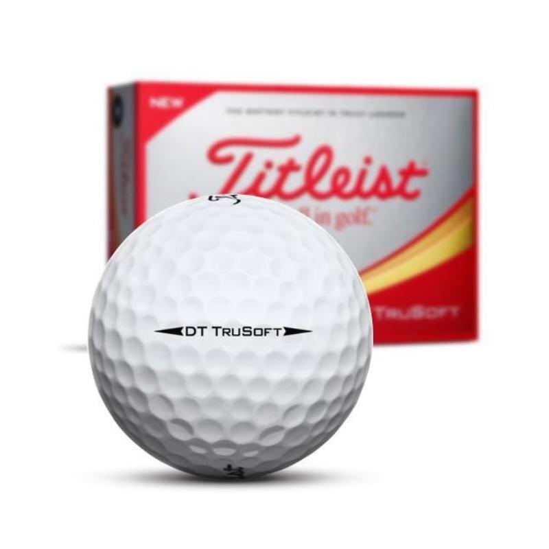Bóng golf TD Trusoft 2018
