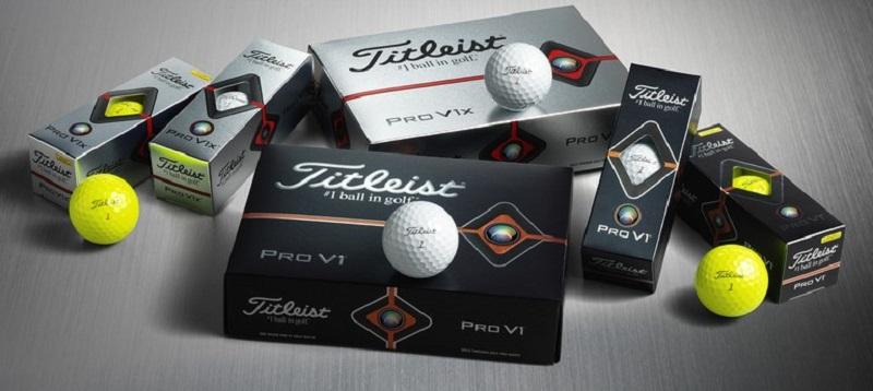 Titleist Pro V1 là mẫu bóng sở hữu rất nhiều công nghệ tiên tiến