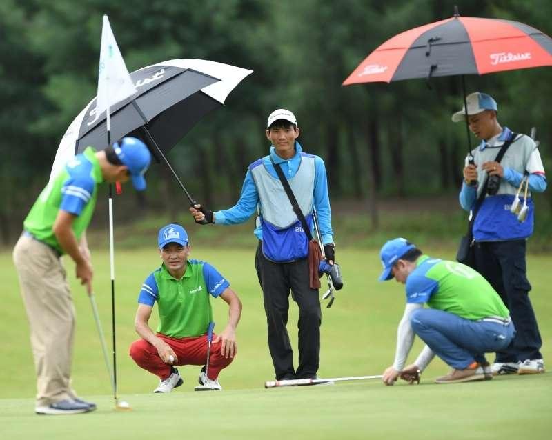 Ô chơi golf hỗ trợ đắc lực cho golfer trên sân