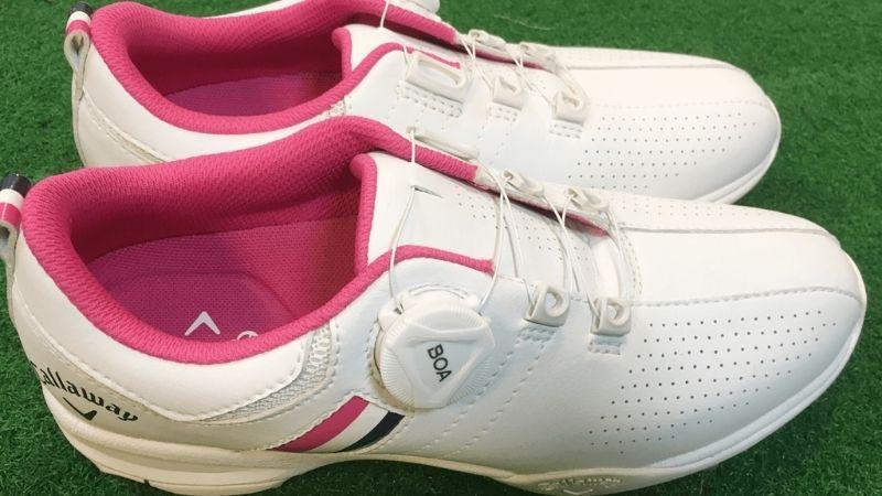 Giày golf Callaway nữ 2017 LS BOA trẻ trung, năng động