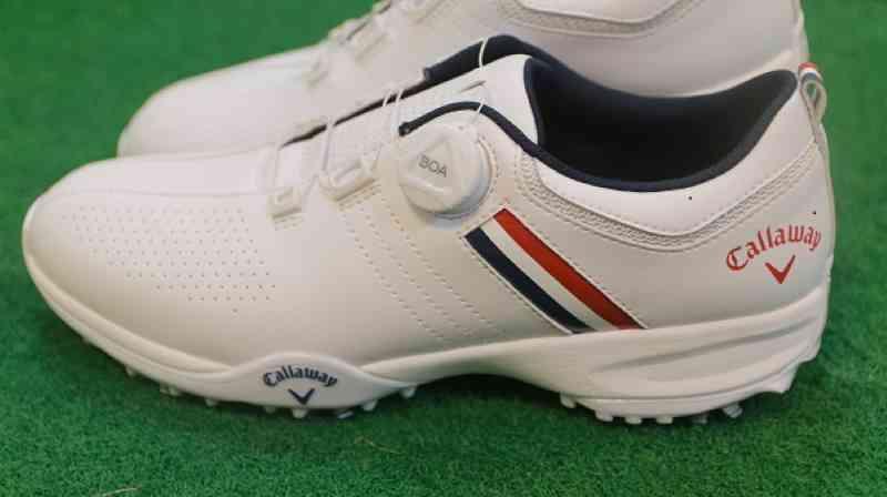 Callaway là một trong những thương hiệu giày golf hàng đầu