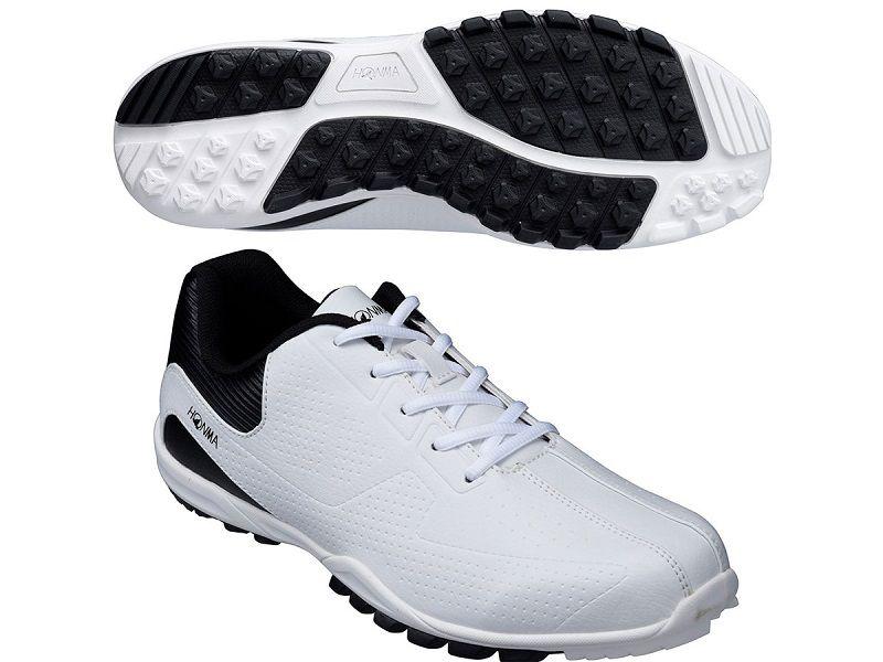 Các mẫu giày golf của Honma được thiết kế tinh xảo cùng khả năng chống trơn trượt tốt