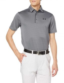 Áo golf Under Armour Tech Golf Polo cho nam mềm mại