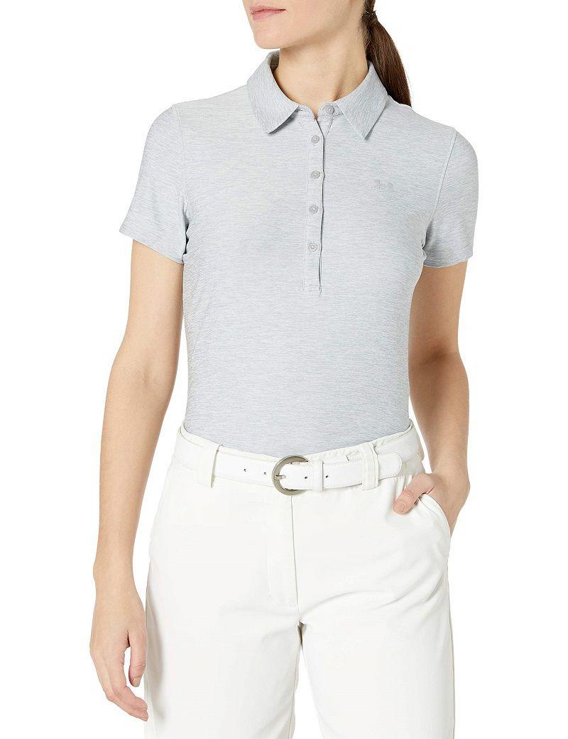 Under Armour Women's Zinger Short Sleeve Polonăng động, trẻ trung
